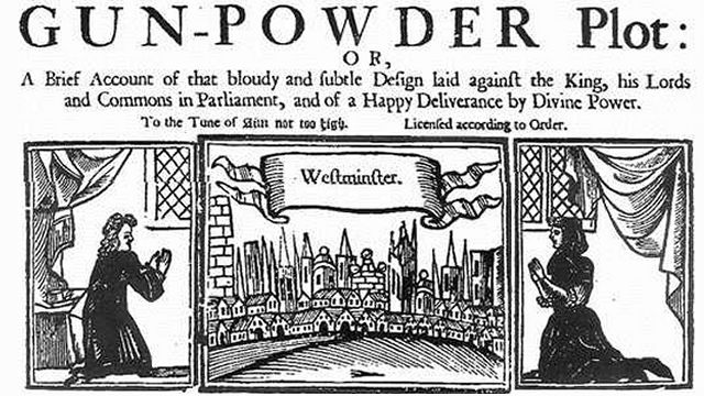 gunpowder catholic singles After the discovery of the gunpowder plot, the flight of the plotters ended at holbeche house, near kingswinford, in staffordshire this property belonged to stephen littleton, a descendant of the littletons of frankley, worcestershire, who had joined them at the proposed hunting party at dunchurch .
